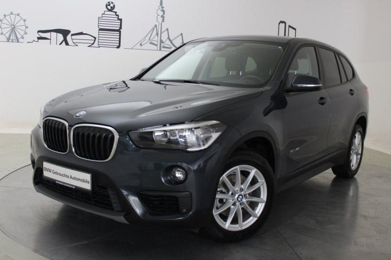 BMW X1 sDrive18i Parkassistent Shz PDC, Jahr 2017, Benzin
