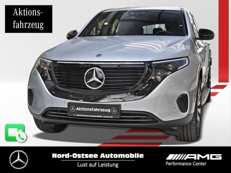 Mercedes-Benz EQC 400 4M EDITION 1886*SERVICE*360°*MULTIBEAM, Jahr 2019, Elektro