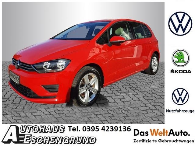 Volkswagen Golf Sportsvan 1.6 TDI Comfortline 1.HAND PDC CL, Jahr 2014, Diesel