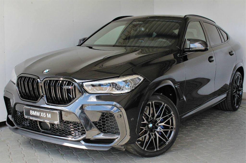 BMW X6 M Competition Competition Paket Panorama AHK, Jahr 2020, Benzin