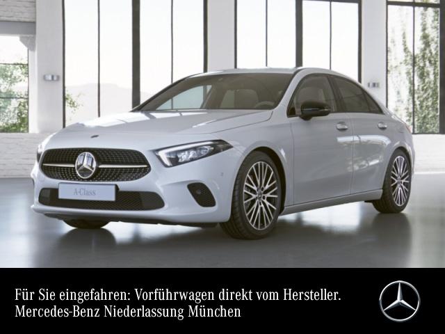 Mercedes-Benz A 180 PROGRESSIVE+Night+LED+7G, Jahr 2020, Benzin