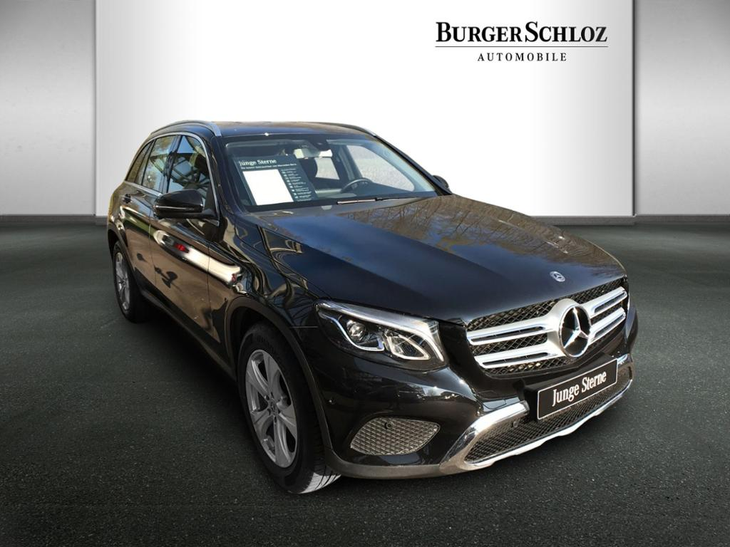 Mercedes-Benz GLC 220 d 4MATIC Exclusive/LED/AHK/Navi/PDC, Jahr 2017, Diesel