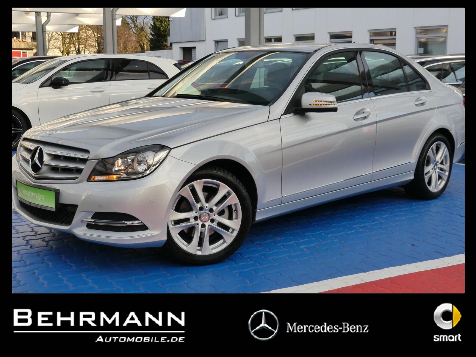 Mercedes-Benz C 220 CDI Avantgarde +Navi+Bluetooth+Parktronic+, Jahr 2013, Diesel