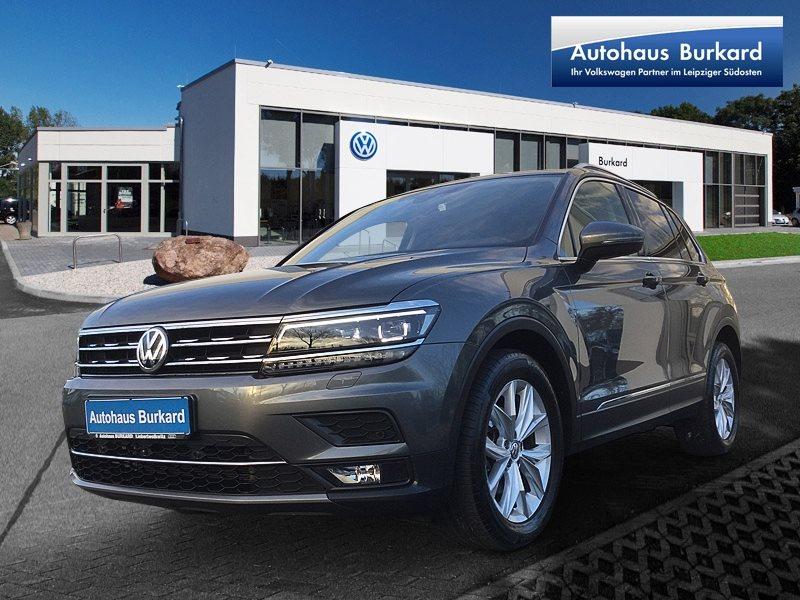 Volkswagen Tiguan Comfortline 2,0 l TDI, 150 PS, DSG, Navi, LED Scheinwerfer, Jahr 2017, Diesel