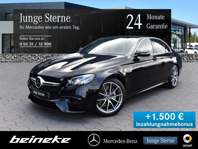 Mercedes-Benz AMG E 63 4M+ Distronic Multibeam Pano 360° Wides, Jahr 2020, Benzin