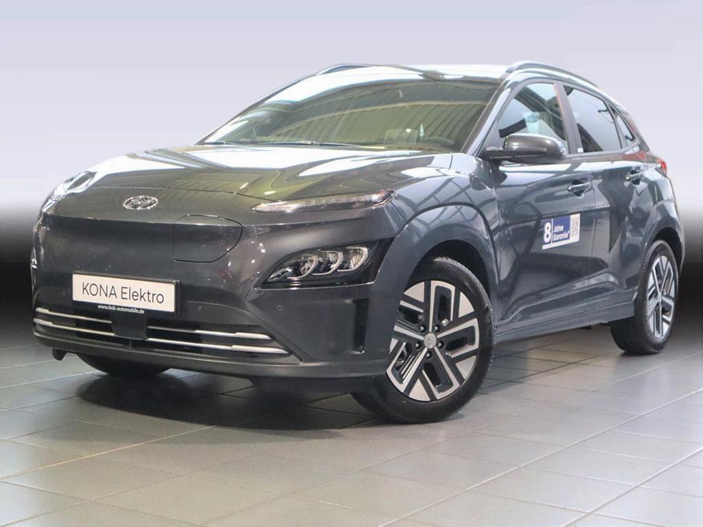 Hyundai Kona Electro Prime Sitz-Paket Schiebedach, Jahr 2021, Elektro