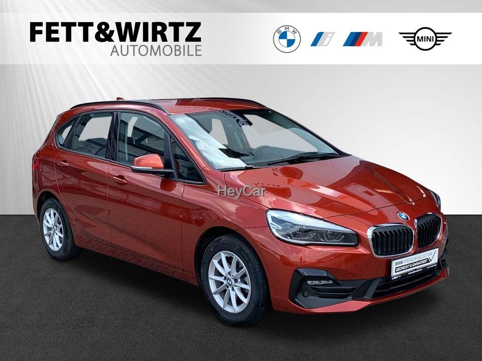 BMW 216 Active Tourer Adv. Leas. ab 210,- br.o.Anz., Jahr 2020, Benzin