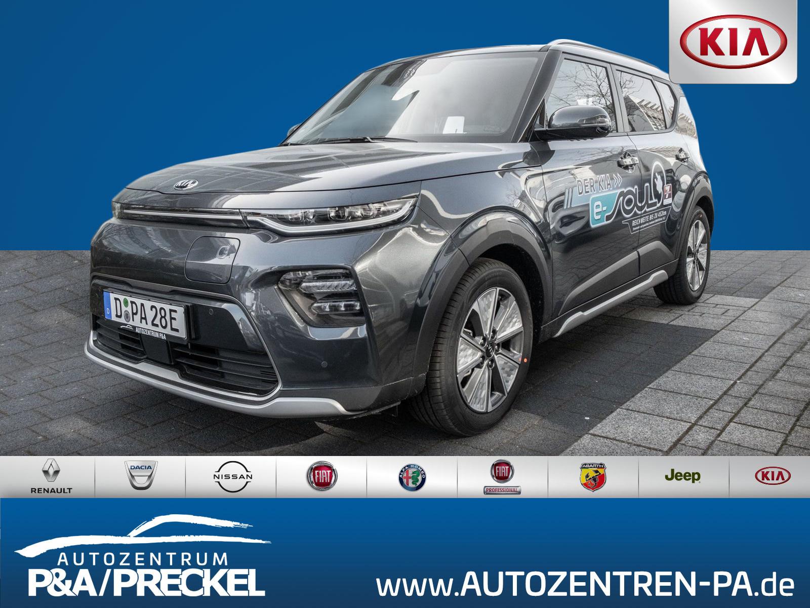 Kia e-Soul 204PS Spirit Leder SUV-Designpaket, Jahr 2021, Elektro
