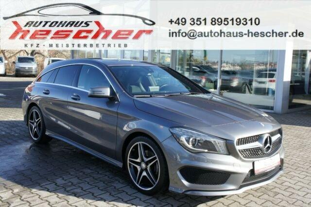 Mercedes-Benz CLA 200 Shooting Brake AMG-Line*NAVI*XENON*SHZ*, Jahr 2016, Benzin