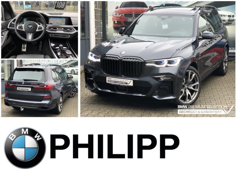 BMW X7 M50i Night Vision Laser DA Prof. St.Hzg. AHK, Jahr 2020, Benzin