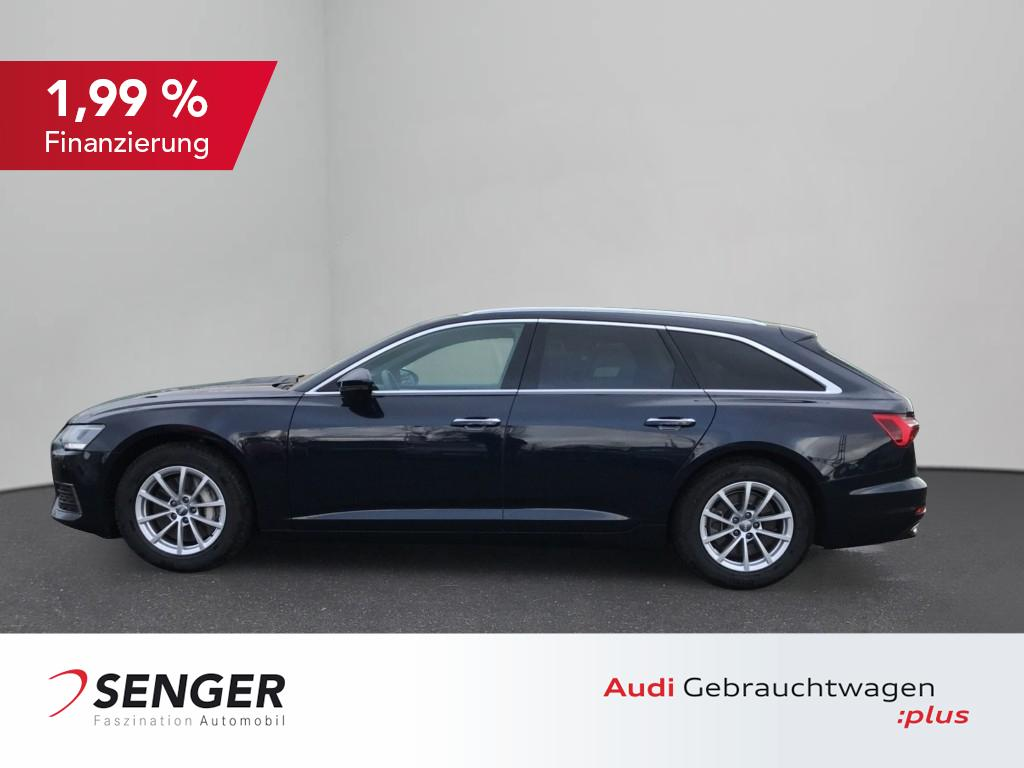 Audi A6 Avant 50 TDI design quattro Kamera Navi LED, Jahr 2020, Diesel