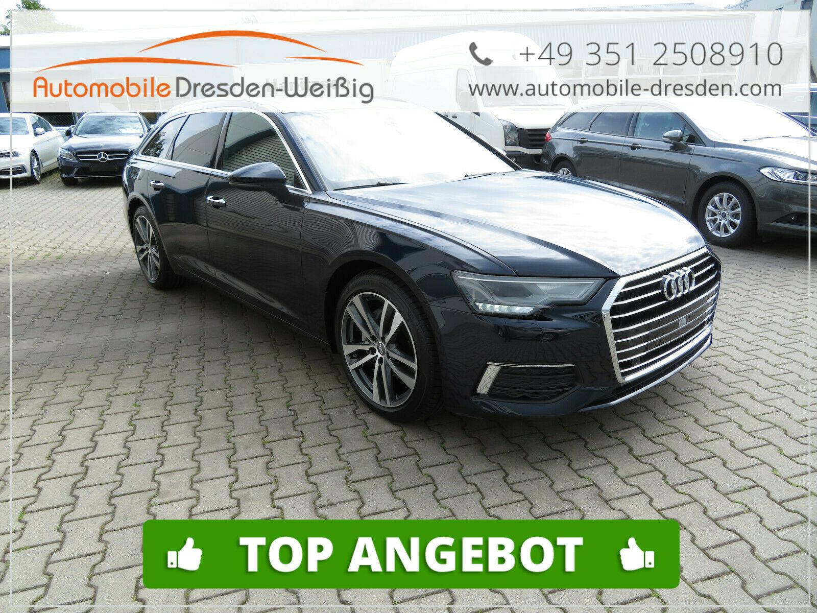 Audi A6 40 TDI design selection S Tronic*Leder*Pano, Jahr 2019, Hybrid_Diesel