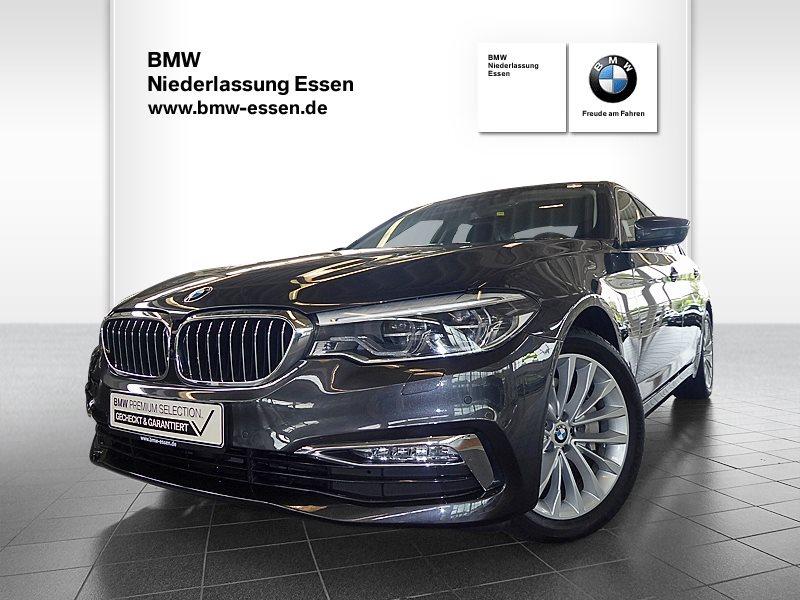 BMW 530i xDrive Limousine Luxury Line, Jahr 2017, Benzin