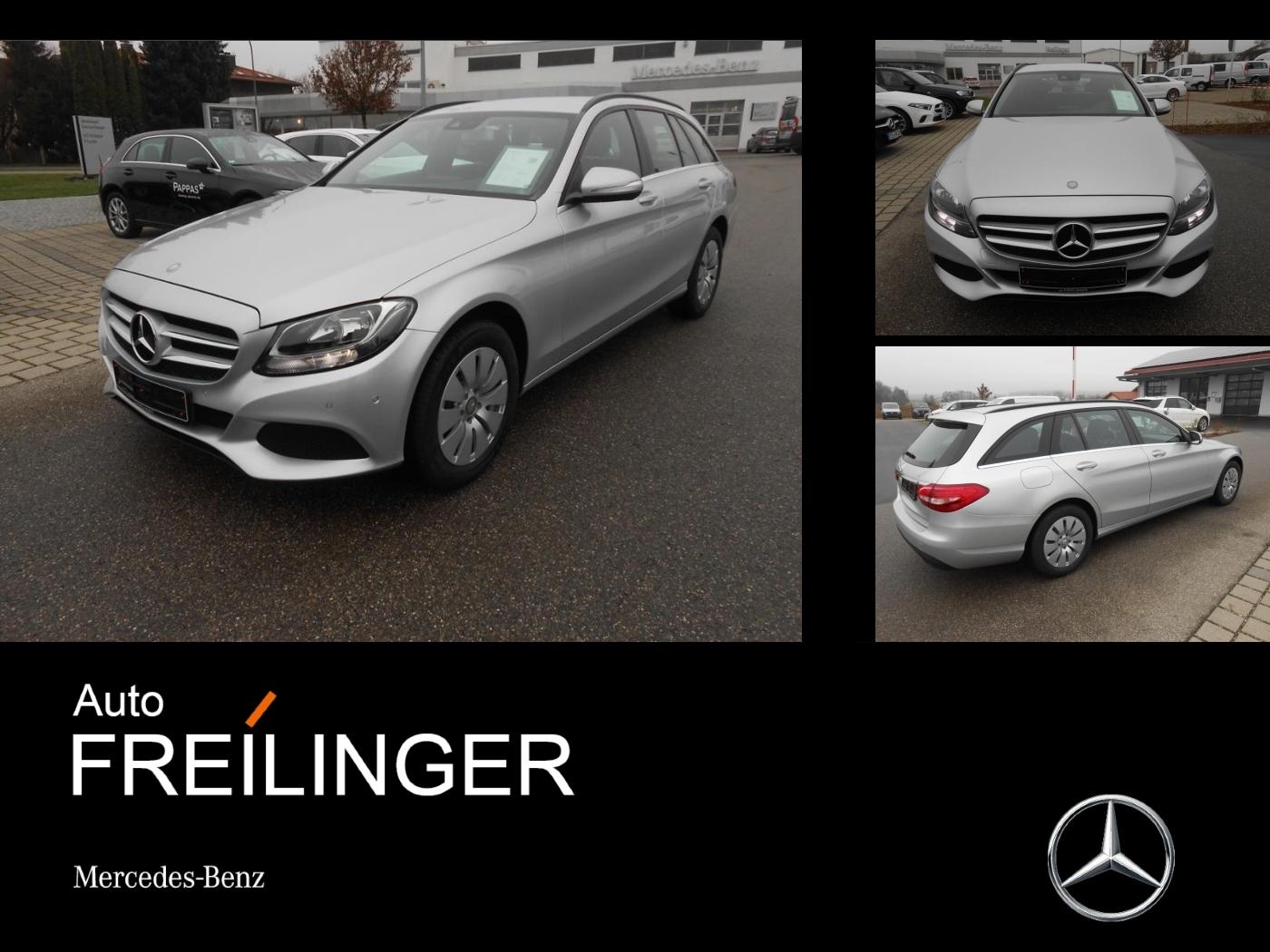 Mercedes-Benz C 220 T d Navi PTS Sitzheizung Bremsen neu, Jahr 2015, Diesel