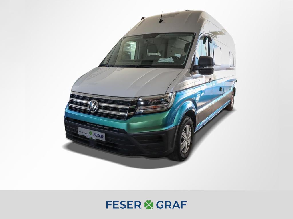 Volkswagen Crafter Grand California 680, Jahr 2020, Diesel