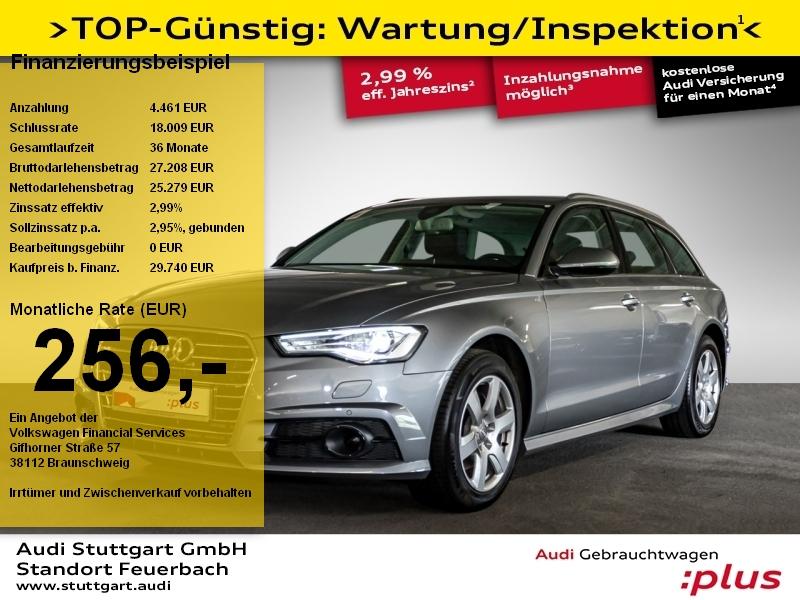 Audi A6 Avant 2.0 TDI ACC Navi AHK Standheizung, Jahr 2018, Diesel