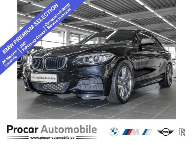 BMW M240i xDrive Coupe Navi Prof H/K RFK Schiebedach, Jahr 2016, Benzin