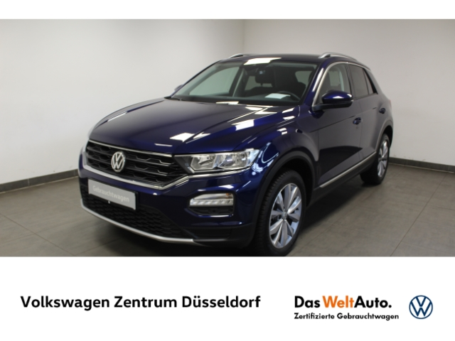 Volkswagen T-Roc Style 1.5 TSI DSG *Navi*PDC*ACC*Alu*, Jahr 2020, Benzin