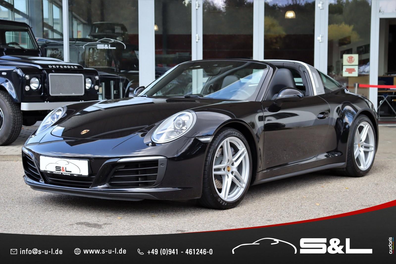 Porsche 911 991 Targa 4 / Sitzbelüftung / Kamera / BOSE, Jahr 2016, Benzin