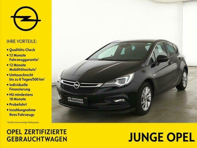 Opel Astra K AT INNOVATION,Schiebeda.,LED-Lux,Leder, Jahr 2019, Benzin