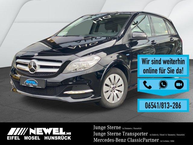 Mercedes-Benz B 250 Electric Drive *NAVI*KLIMA*TEMPO*PTS*KEYL*, Jahr 2017, Elektro