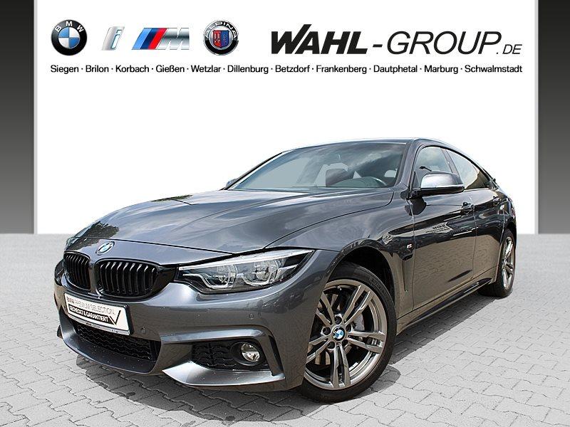 BMW 440i xDrive Gran Coupé 360PS Power/Sound Kit,1Hd.,M-Paket,Hifi, Jahr 2017, Benzin