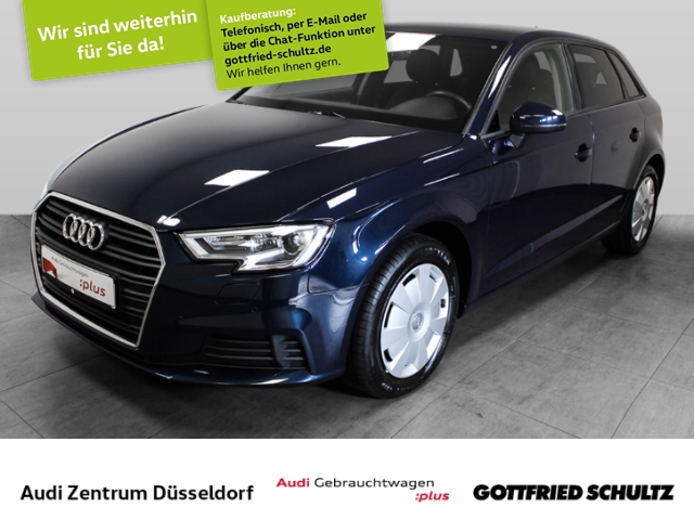 Audi A3 Sportback 2.0 TDI S-tronic, Jahr 2018, Diesel