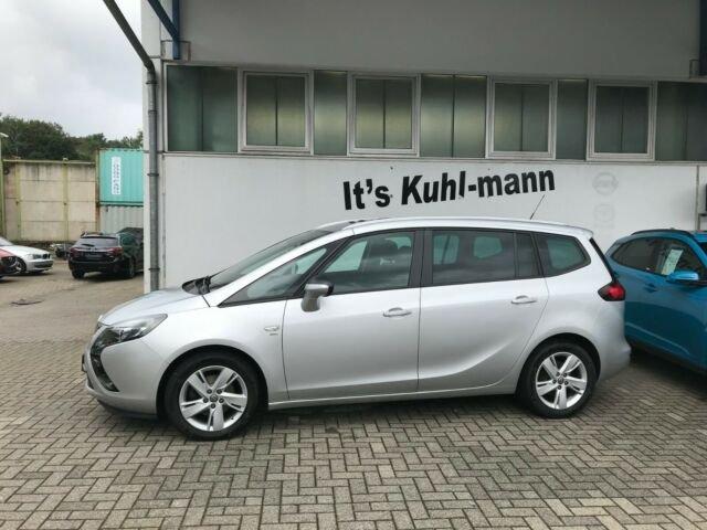 Opel Zafira C Tourer drive, Jahr 2016, Benzin