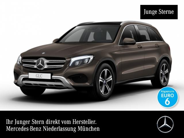 Mercedes-Benz GLC 250 d 4M Stdhzg Pano Burmester Distr. COMAND, Jahr 2016, Diesel