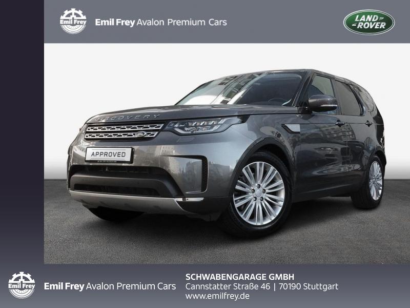 Land Rover Discovery 3.0 Td6 HSE, Jahr 2017, Diesel