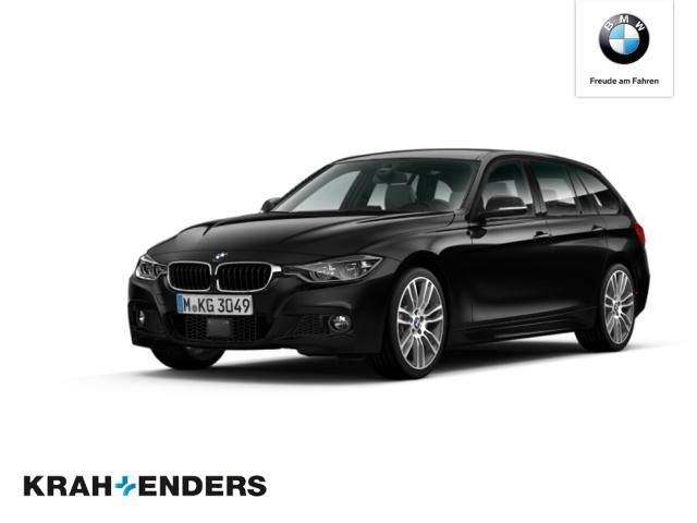 BMW 340 i Touring xDrive M Sport+ACC+HUD+LED+Navi, Jahr 2017, Benzin
