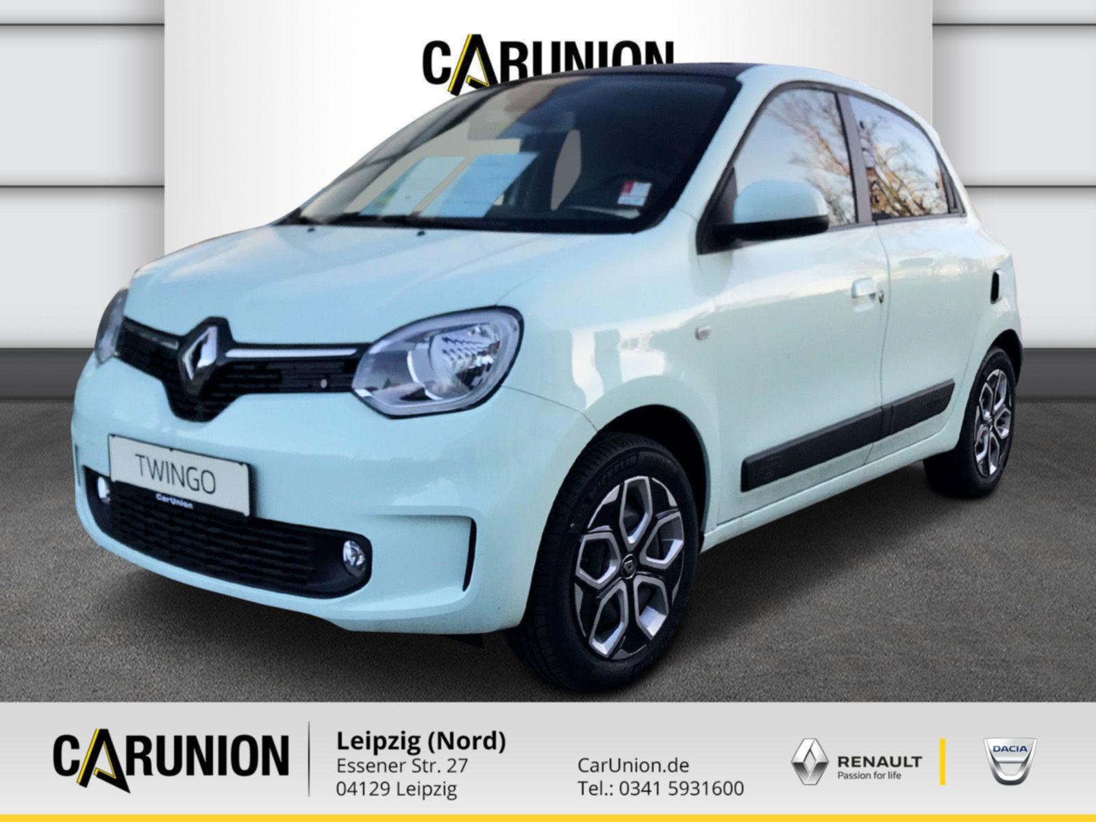 Renault Twingo LIMITED TCe 90 Klima,DAB+, Jahr 2020, Benzin