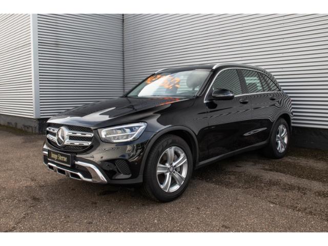 Mercedes-Benz GLC 220 d 4M+Navi+AHK+Business-P+LED+MBUX, Jahr 2019, Diesel