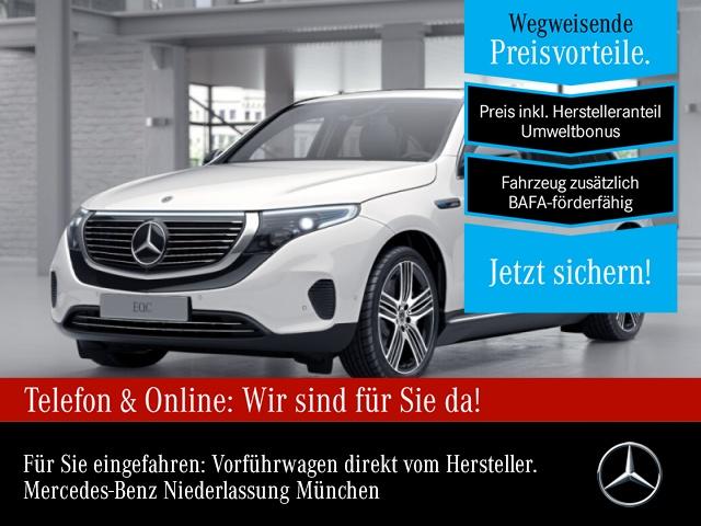 Mercedes-Benz EQC 400 4MATIC AMG 360° Multibeam Navi Premium, Jahr 2021, Elektro