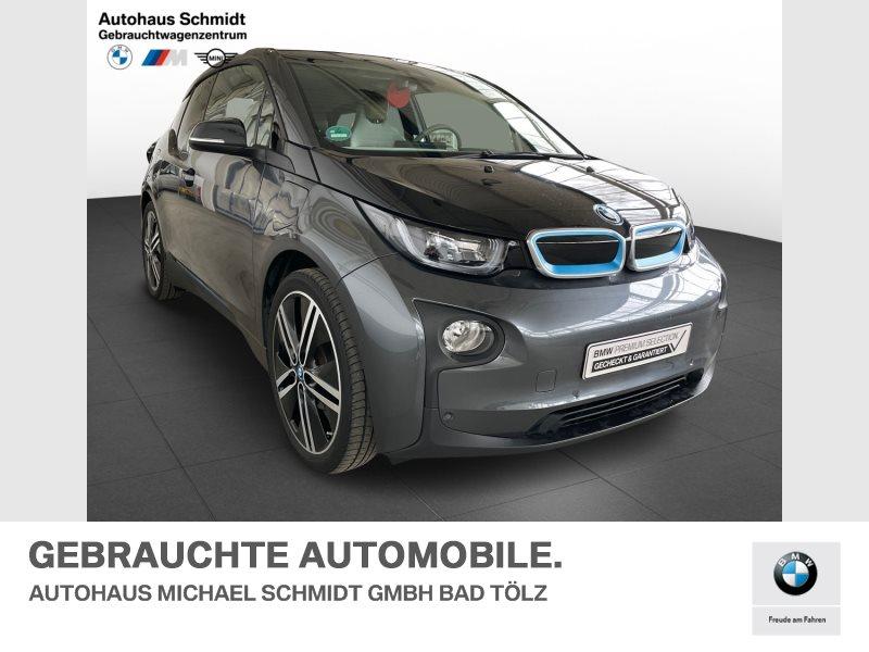 BMW i3 REX+GLASDACH+HARMAN KARDON+ HK HiFi LED GSD, Jahr 2016, Hybrid