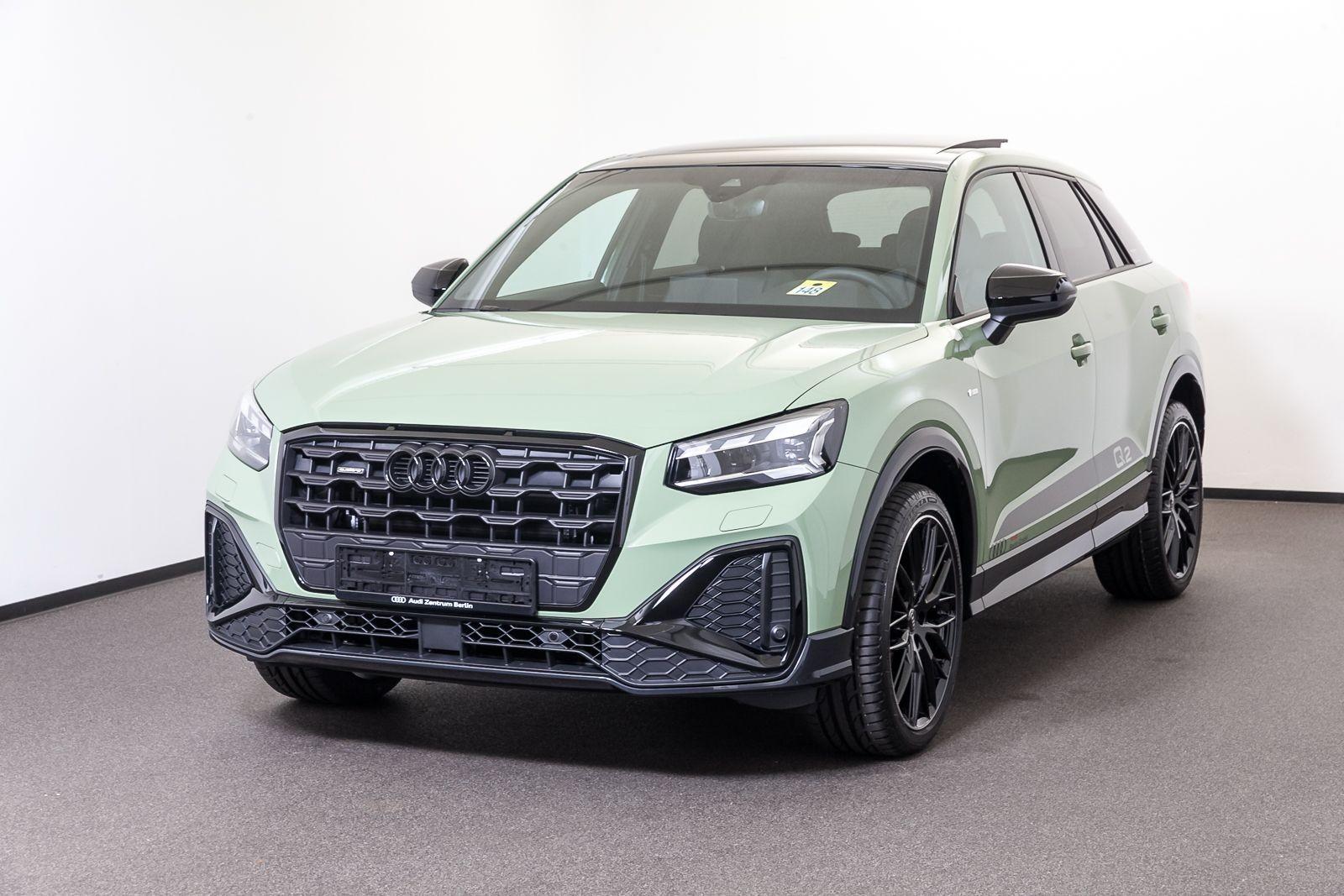 Audi Q2 S line 35 TDI quattro S tronic, Jahr 2021, Diesel
