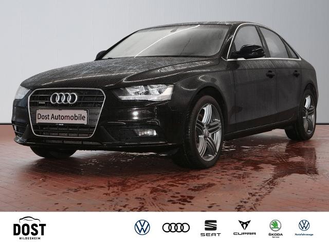 Audi A4 Limousine Ambiente, 2.0 TFSI, 6-Gang NAVI KLI, Jahr 2014, Benzin