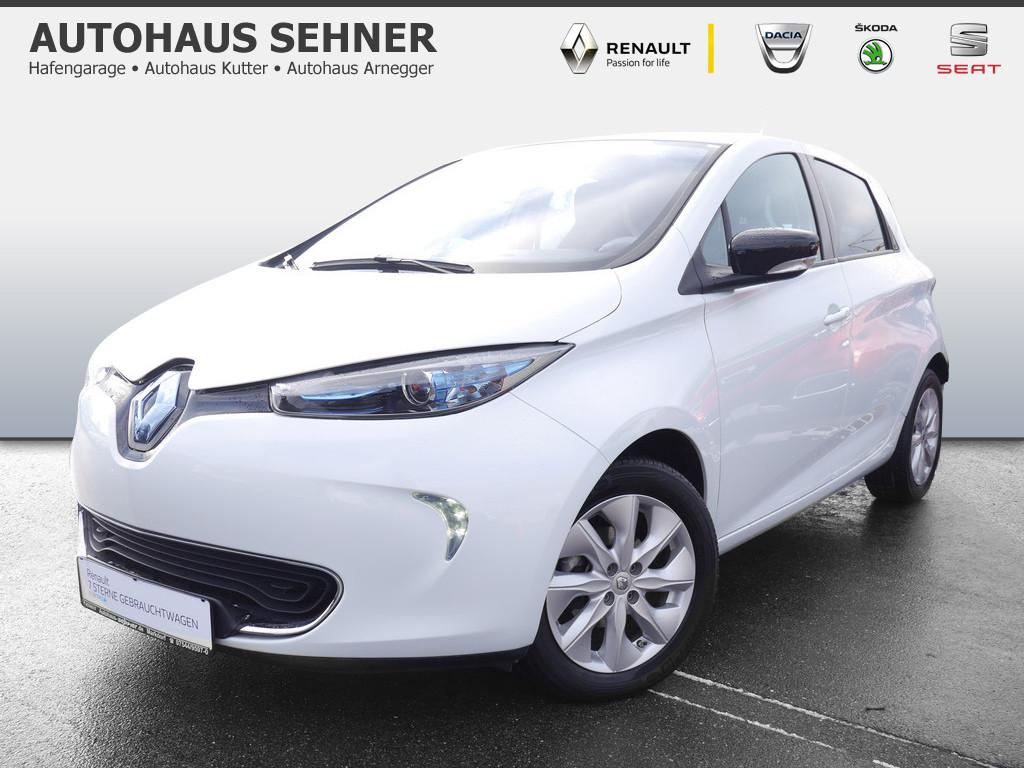 Renault ZOE Life zzgl. Batteriemiete Automatik, Jahr 2015, Elektro