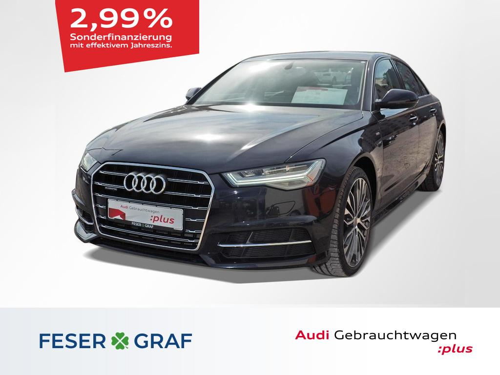 Audi A6 Lim. 3.0 TDI quattro S tronic 2x S line 20`, Jahr 2017, Diesel