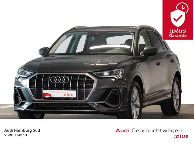 Audi Q3 35 TDI S line S tronic NAVI/LED/AHK/VIRTUAL, Jahr 2020, Diesel