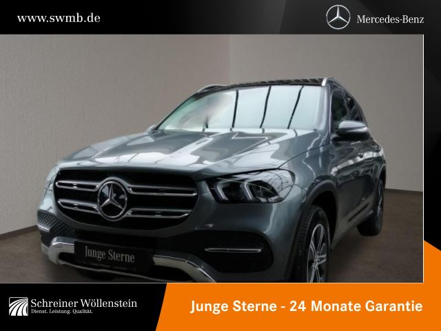 Mercedes-Benz GLE 300 d 4M Pano*AHK*Ambi*RKam*TWA*Wide*MBUX*, Jahr 2019, Diesel