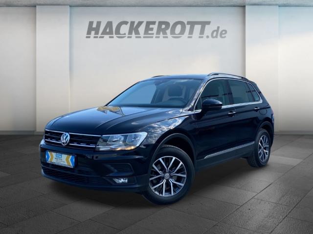 Volkswagen Tiguan Comfortline BMT Start-Stopp 1.4 TSI Navi Kurvenlicht Fernlichtass. PDCv+h, Jahr 2017, Benzin