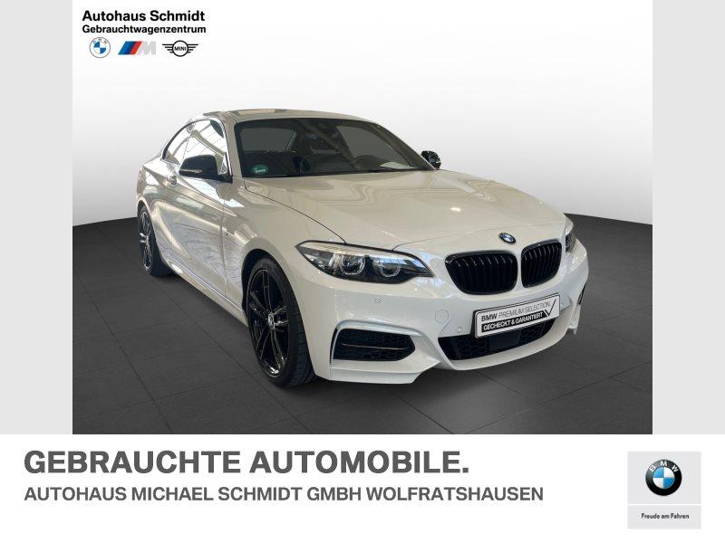 BMW M240i Kamera*Harman Kardon*DAB*18 Zoll Black*, Jahr 2020, Benzin
