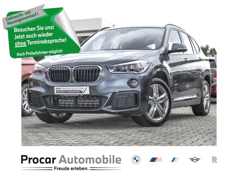 BMW X1 xDrive20i M Sport LED Navi Pano 18 LM ab 0,15% Fin., Jahr 2016, Benzin