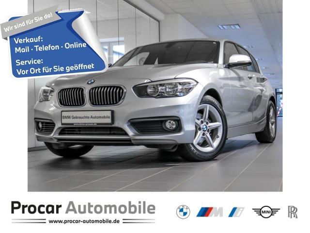 BMW 118i Advantage Aut. Navi Bus: Klimaaut. ab. 1%, Jahr 2017, Benzin