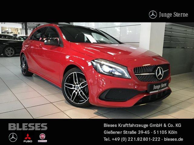 Mercedes-Benz A 180 d AMG Line +Panorama+Navigation+ Autom., Jahr 2017, Diesel