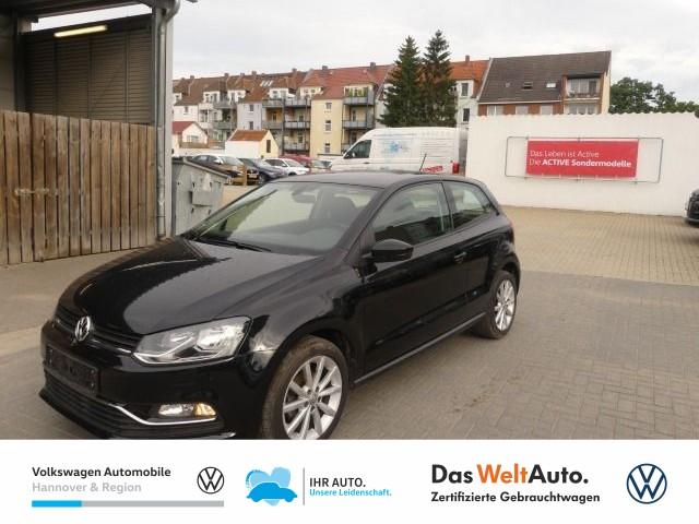 Volkswagen Polo 1.2 TSI Highline AHK Klima PDC GRA, Jahr 2017, Benzin