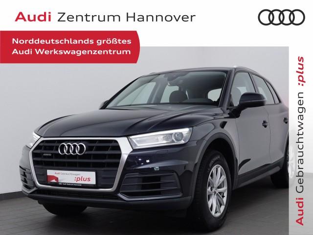 Audi Q5 3.0 TDI qu. Standh., Navi, keyless, Xenon, Jahr 2018, Diesel