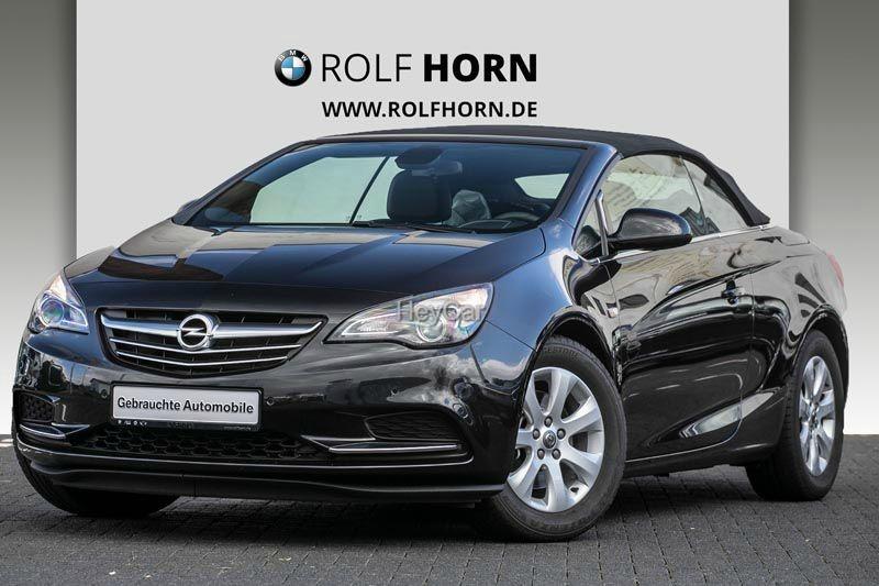 Opel Cascada 1.6 ECOTEC DI Turbo Edition Leder, Jahr 2014, Benzin