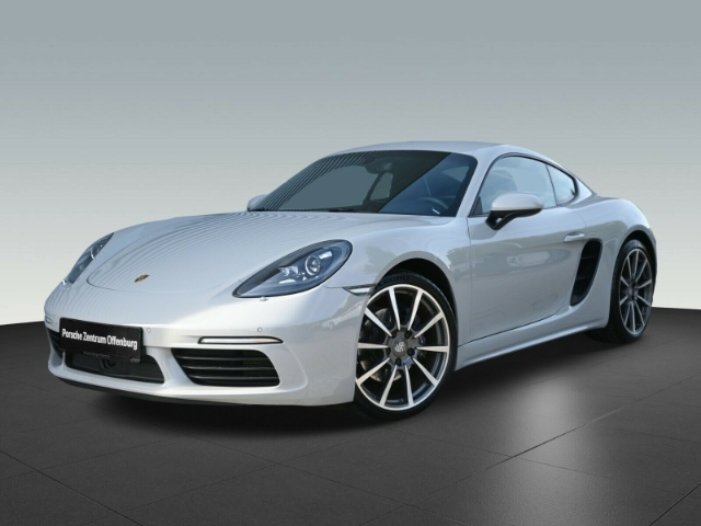 Porsche 718 Cayman, Sportsitz, PDK, Navi, Klima, Jahr 2019, Benzin